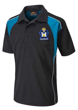 St Marys High School Boys Sports Top - From £13.00 - with free initials