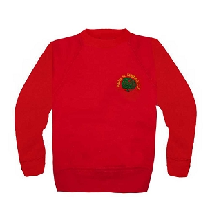 Astley St Stephens C.E. Red Jumper