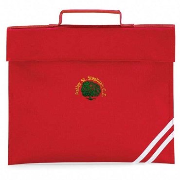 Astley St Stephens Primary School Red Small Book Bag