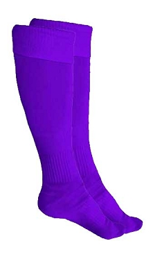 Atherton Community School Unisex Purple P.E. Socks