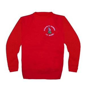 Atherton St Georges Red Jumper