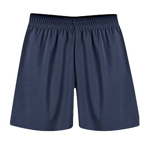 Astley St Stephens Blue P.E. Shorts - with free initials
