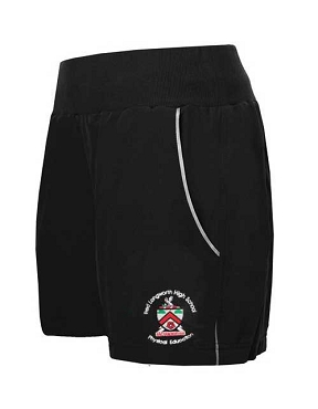 Fred Longworth High School Girls Sports Shorts