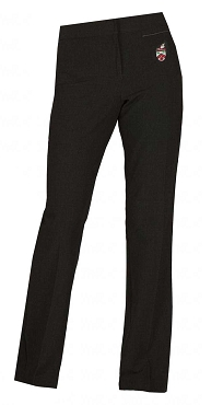 Fred Longworth High School Girls Black Trousers
