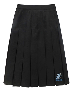 Harrop Fold Girls Box Pleated Skirt