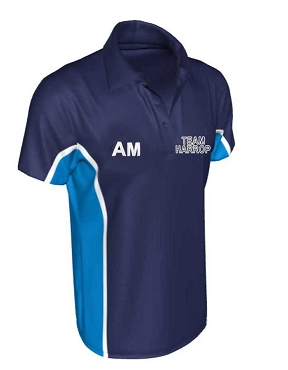 Harrop Fold High School Boys Sports Top - with free initials