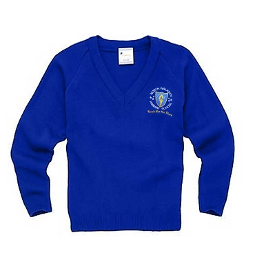 North Walkden Primary School Blue Jumper