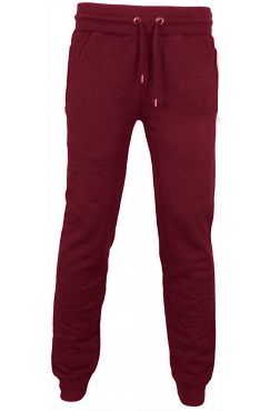 Sacred Heart Primary School Burgundy Jogging Bottoms - with free initials