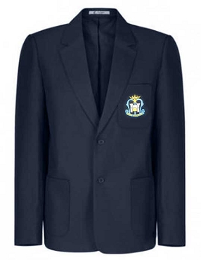 St Marys Dark Blue Boys School Blazer - From £25.00