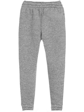 St Ambrose Barlow Grey Jogging Bottoms - with free initials