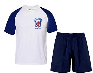 Tyldesley St Georges Primary School Full P.E Set - with free initials