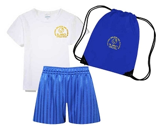 DEAL - St Johns Mosley Common Primary School Full Kit - with free initials - DEAL