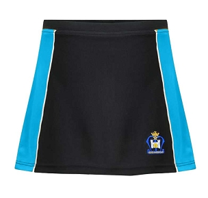 St Marys High School Girls Sports Skorts- From £10.00 - with free initials