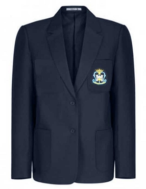 St Marys Dark Blue Girls School Blazer - From £25.00